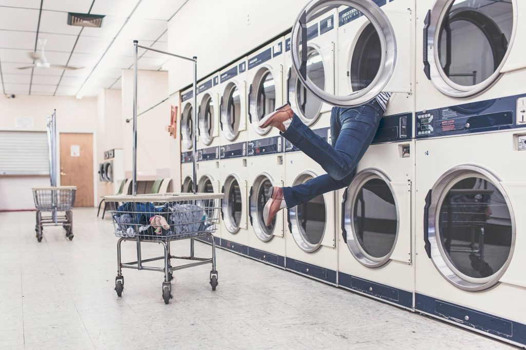 Coinless Laundromats
