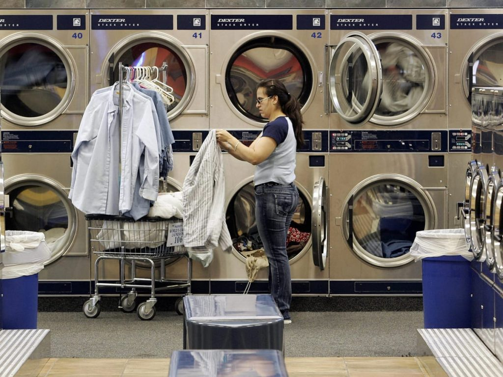 Best Dry Cleaning Laundromat